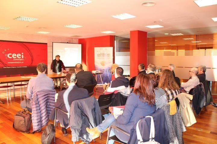 Arrancan las reuniones de GuadaNetWork de 2020 con el objetivo de seguir fomentando sinergias y negocios para los empresarios
