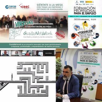 GUADANETWORK desarrolla su quinto Encuentro de 2021 fomentando las sinergias empresariales