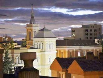 2ºC de mínima y 10ºC de máxima este martes en Guadalajara que está en alerta por riesgo de nieve