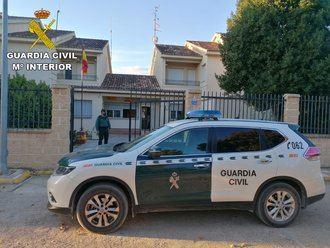 La Guardia Civil de Toledo ha detenido a un hombre que quebrantó una orden de alejamiento y agredió a su pareja sentimental