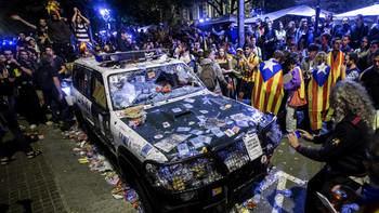 El Ayuntamiento de Guadalajara RECHAZA LOS INDULTOS de Sánchez a los presos golpistas catalanes con el apoyo de PSOE, PP, Cs y Vox y el voto en contra de PODEMOS-IU y la abstención de AIKE