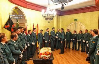 La Guardia Civil anuncia la incorporación de 38 nuevos Guardias Civiles a la Comandancia de Ciudad Real