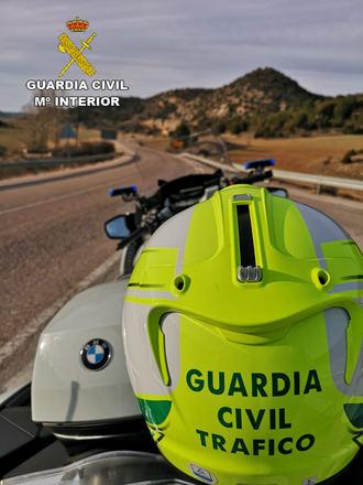 La Guardia Civil de Guadalajara investiga a un conductor que se grabó un vídeo cuando circulaba a...¡182 km/h!