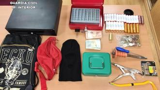 Detenidas dos personas como autores de un robo en una gasolinera de Marchamalo