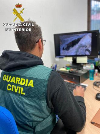 La Guardia Civil detiene a una persona por robo en la localidad de Pioz