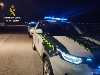 La Guardia Civil de Guadalajara investiga dos veces en el MISMO DÍA a un conductor con pérdida del permiso de conducir por pérdida total de puntos