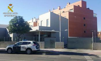 La Guardia Civil detiene a tres personas por robo en grado de tentativa en Quer