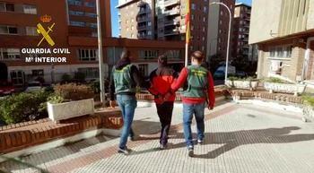 La Guardia Civil detiene al presunto autor de 21 robos cometidos en Sigüenza y su comarca