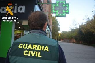 La Guardia Civil detiene a dos personas por falsificación de recetas médicas en la provincia de Toledo