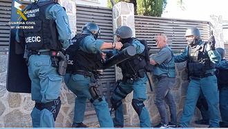 Desarticulado en Torrejón de Ardoz el Coro de la banda criminal de origen latino Dominican Don't Play(DDP) que operaba en el Corredor del Henares