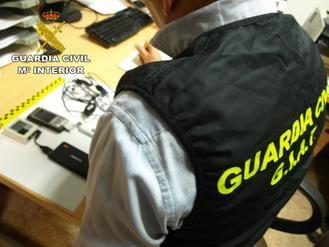 La Guardia Civil de Guadalajara investiga a