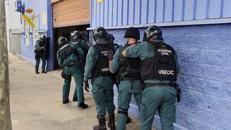 La Guardia Civil detiene a 12 personas pertenecientes a una organización dedicada a la trata de personas que operaban Sigüenza, Camarma de Esteruelas, Torrejón del Rey y Azuqueca de Henares
