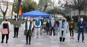 """Guarinos critica al Gobierno socialcomunista de España """"por alentar el terrorismo callejero"""" y le reprocha """"su falta de apoyo"""" a las Fuerzas y Cuerpos de Seguridad del Estado"""