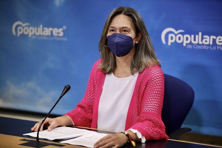 """Guarinos denuncia que Page ha dado """"instrucciones"""" al presidente de las Cortes para prohibir que el PP-CLM pueda hablar de los indultos en el Parlamento Regional"""