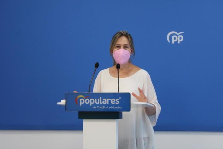 """Guarinos acusa al PSOE de ser rehén de los insultos y las faltas de respeto de Page a los castellano-manchegos: """"Su tiempo al frente del Gobierno se agota"""""""