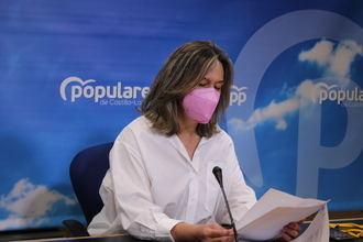 """Guarinos pide a Page que abandone el confinamiento político y no sea """"tacaño"""" con los autónomos y pymes de la región que no merecen un presidente ausente"""