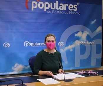 """Guarinos reclama a Page un Plan igual que el que ha implantado Ayuso en la Comunidad de Madrid, pero """"adaptado"""" a Castilla-La Mancha, para hacer compatible salud y trabajo"""