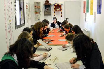 Imagen de archivo de la actividad celebrada el año pasado. Fotografía: Álvaro Díaz Villamil / Ayuntamiento de Azuqueca