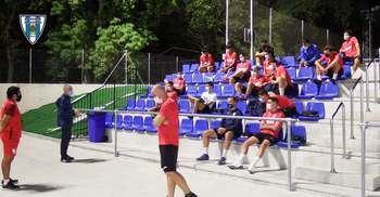 """El Hogar Alcarreño senior y junior """"A"""" echa a andar en la temporada 2020-2021"""