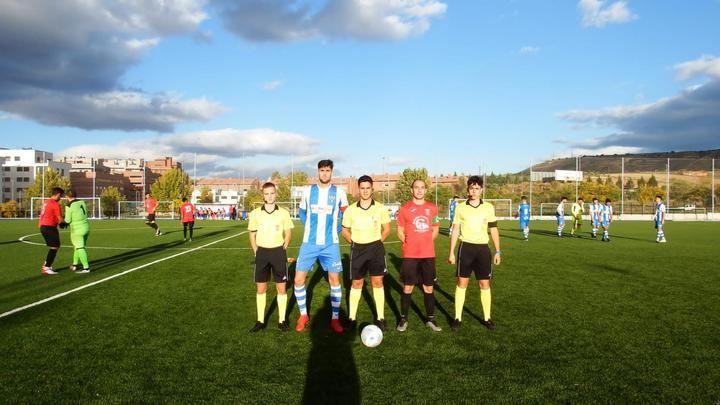 El Hogar Alcarreño, 3-1, superior al Urda