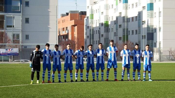 Victoria del Hogar, 3-0,con gol de bandera de F. Cuenca
