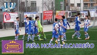 Al Hogar SOLO le faltó el gol ante el Yuncos