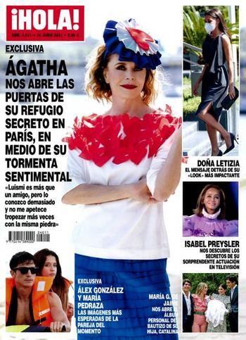 ¡HOLA! Kiko Rivera ratifica en los juzgados la demanda contra su tío Agustín Pantoja