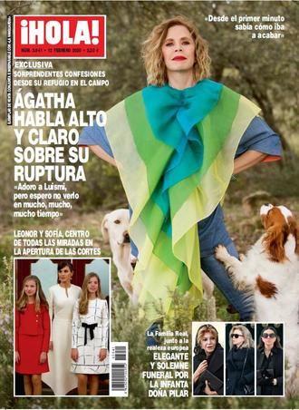 ¡HOLA! : Ágatha Ruiz de la Prada :