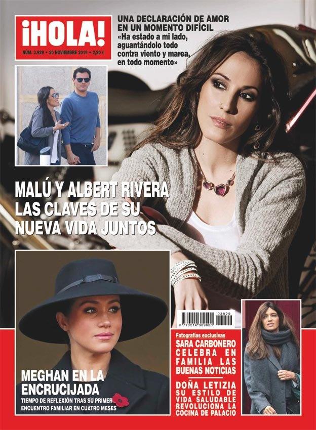 Hola La Buena Sintonía De Dani Rovira Y Clara Lago A Pesar De Su Ruptura Guada News