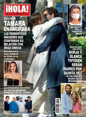 ¡HOLA! EXCLUSIVA: Isabel Pantoja tiene 48 horas para contestar al requerimiento notarial de Francisco y Cayetano Rivera