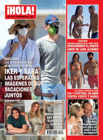 ¡HOLA! '¡Estoy curado!', Antonio Banderas anuncia que ha superado el coronavirus