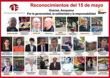 La previsión de lluvia en Azuqueca obliga a suspender el acto institucional en Memoria de las Víctimas y Homenaje a las personas que luchan contra el coronavirus