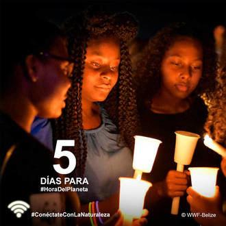 El Ayuntamiento de Azuqueca vuelve a sumarse a la Hora del Planeta, que se celebra el sábado