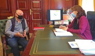 El alcalde de Horche solicita a la nueva Subdelegada del Gobierno medidas de actuación contundentes contra la ocupación de viviendas