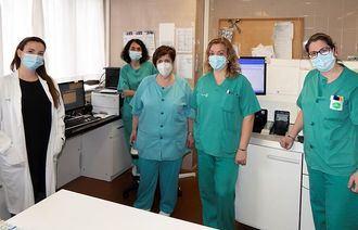 El Hospital de Guadalajara da a conocer la elaboración de una Guía Práctica de Medicación Parenteral en Hemostasia
