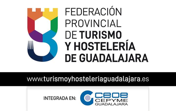 La Federación Provincial de Turismo y Hostelería de Guadalajara informa de la AMPLIACIÓN del aforo interior de los locales de hostelería y restauración al 50%
