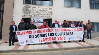 La Federación de Turismo y Hostelería de Guadalajara pide un plan de apoyo al sector