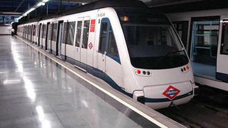 Detenido en el Metro de Madrid un hombre que simulaba llevar explosivos