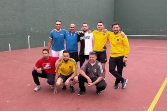 Clasificaciones J6 Liga Frontenis Guadalajara
