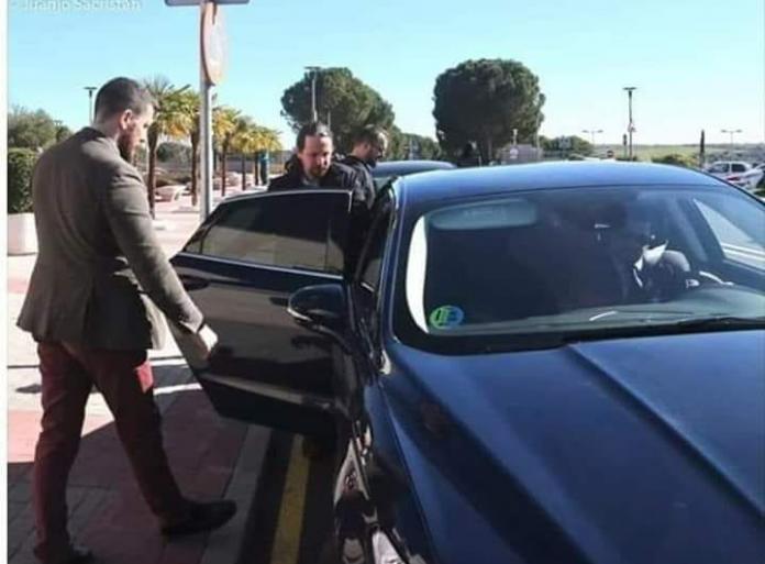 Los ministros de Unidas Podemos disponen de...19 coches oficiales