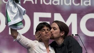 Lío entre podemitas : Teresa Rodríguez denuncia a una exasesora de Pablo Iglesias (Dina Bousselham) por acusarla de ROBAR dinero a IU y Podemos