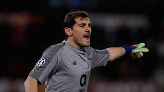 La carrera de Iker Casillas