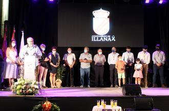 Illana recuerda a sus fallecidos por Covid19 y agradece la labor de todos los profesionales en una emotiva gala de homenaje