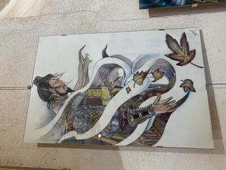 Las ilustraciones de Marcos Morlanes, hasta el 31 de agosto en el espacio cultural El Molino