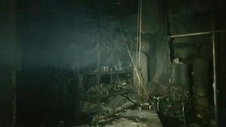 UN GRAN SUSTO : Controlado y sofocado un incendio en el Hotel Balneario de Trillo