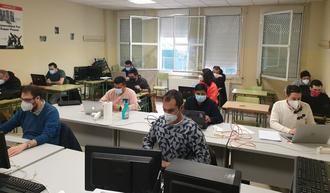 El instituto Arcipreste de Hita imparte el primer curso de especialización de Formación Profesional que se ha convocado en la provincia de Guadalajara