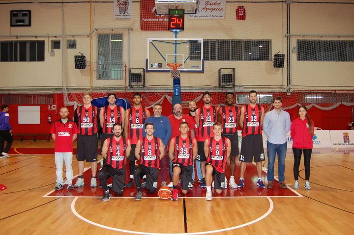 El Isover Basket Azuqueca a por la primera de 2020