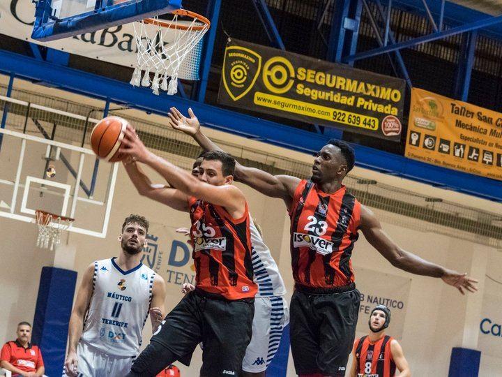 El Isover Basket Azuqueca desembarcó en el Club Naútico de Tenerife y se trajo la segunda victora de la semana a tierras azudenses