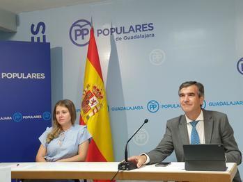 Acusan a Alberto Rojo de volver a mentir y de que 'ha dejado perder' a la ciudad de Guadalajara 3,5 millones de euros para el empleo