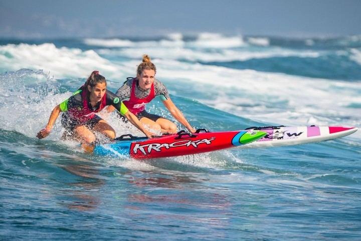 Cuatro alcarreños a la conquista del Paddleboard mundial